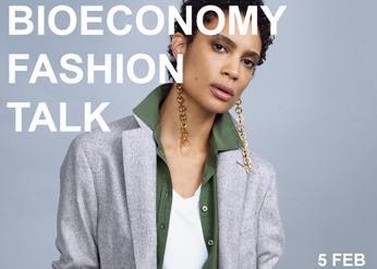Bioeconomy fashion talk