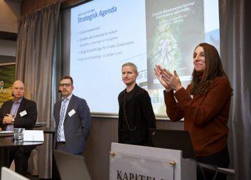 Lansering av BioInnovations Strategiska agenda