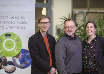 Nya föreståndare hos Bio4Energy