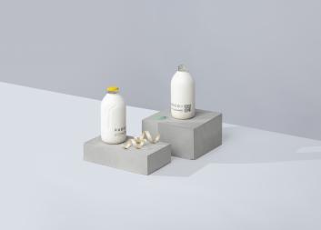 Biobaserad innovation kan ersätta plastflaskan