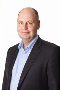 Torgny Persson, forsknings- och innovationsdirektör på Skogsindustrierna.