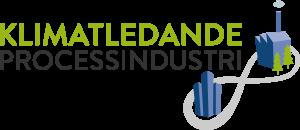 Logo Klimatledande processindustri