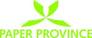Paper province logo