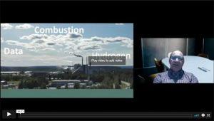 Introduktionsbild för presentationsfilm från Bluething