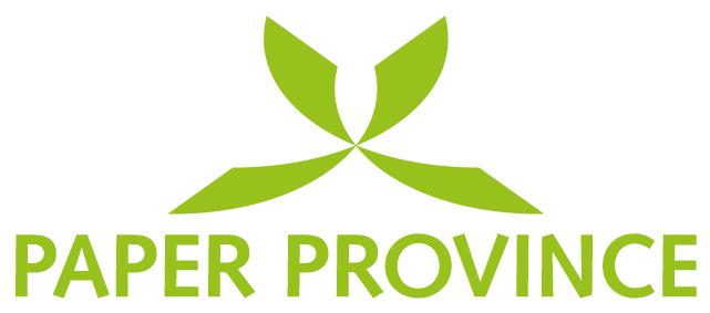 Logotype för Paper Province